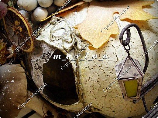 Уже давно в восторге от конфетных карет Елены Франскевич, и в октябре с сыном решили соорудить свою сказочную карету средних размеров (36*25*36см) для так полюбившейся нам Золушки. фото 3
