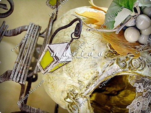 Уже давно в восторге от конфетных карет Елены Франскевич, и в октябре с сыном решили соорудить свою сказочную карету средних размеров (36*25*36см) для так полюбившейся нам Золушки. фото 4