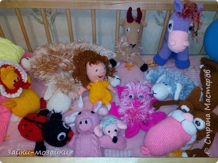 Игрушки для дочки