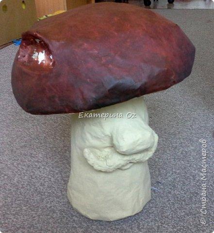 """Дорогие друзья! Живу я в Рязани! И есть у нас такая поговорка - """"В Рязани грибы с глазами! Их едят, а они глядят!"""" Вот и решила я сотворить таких чудесных глазастиков. фото 5"""