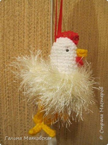 Привет всем! Сегодня родилась  синяя птица - на счастье! фото 4