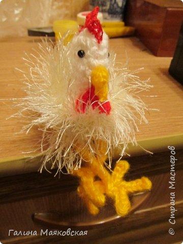 Привет всем! Сегодня родилась  синяя птица - на счастье! фото 3