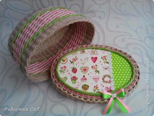 Весенние, мартовские плетёночки. фото 9