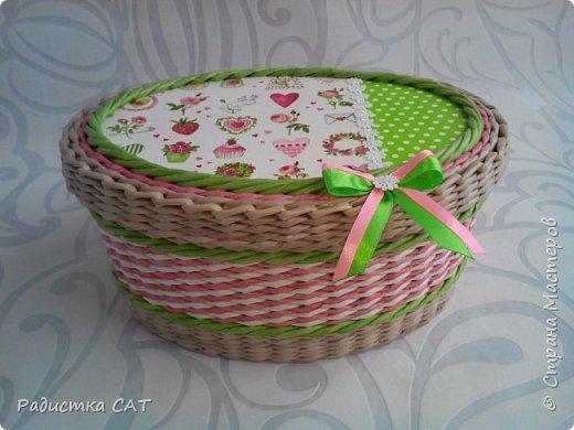 Весенние, мартовские плетёночки. фото 8
