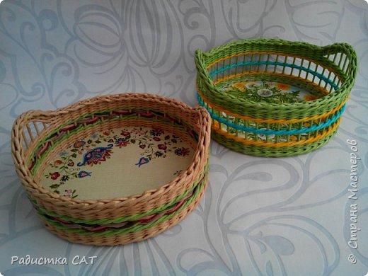Весенние, мартовские плетёночки. фото 11