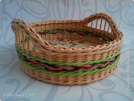 Весенние, мартовские плетёночки. фото 13