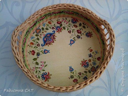 Весенние, мартовские плетёночки. фото 12