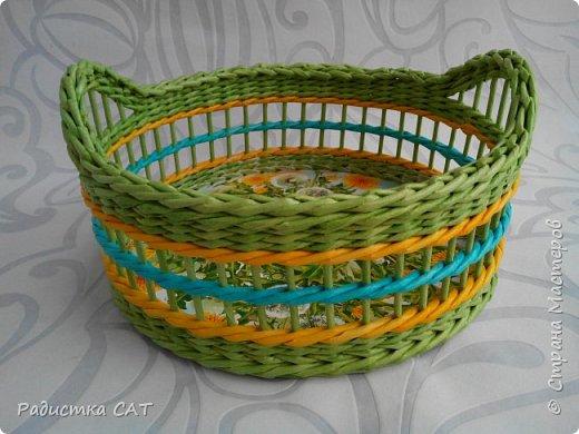 Весенние, мартовские плетёночки. фото 14