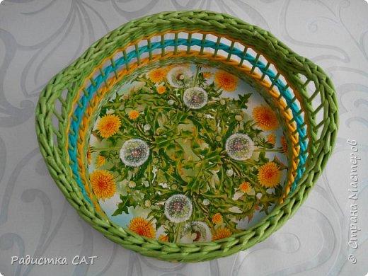 Весенние, мартовские плетёночки. фото 15