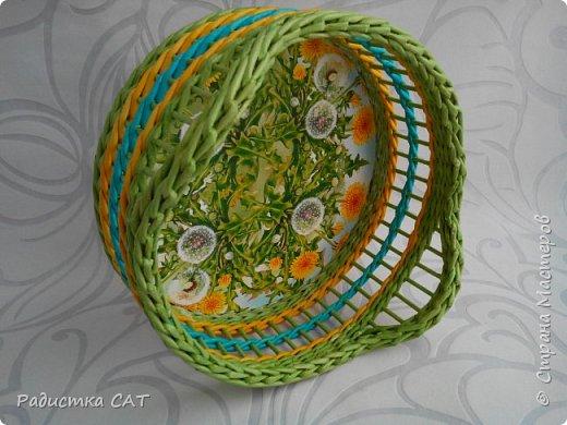 Весенние, мартовские плетёночки. фото 16