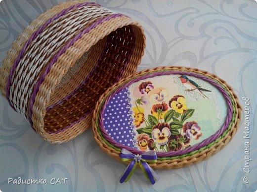 Весенние, мартовские плетёночки. фото 6