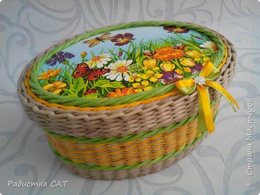 Весенние, мартовские плетёночки. фото 2