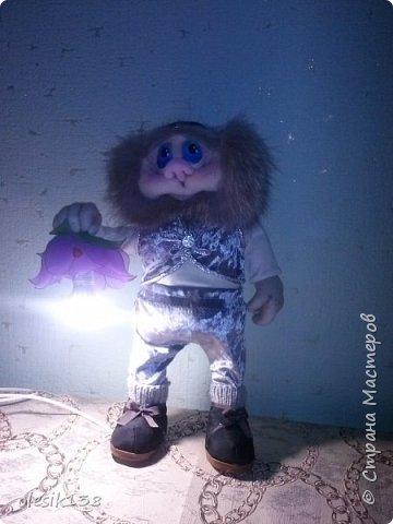светильник-гном фото 2