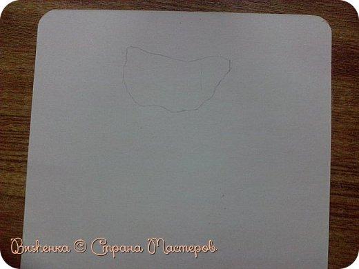 """Всем доброго времени суток! Сегодня я решила опять сделать аппликацию, на этот раз гвоздику. (Напоминаю кнгиа называется """"открытки и сувениры к праздникам"""" автора В. И. Новиковой) фото 4"""