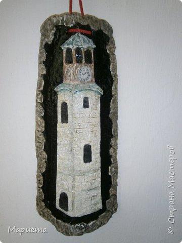 Есть в моем городе старинная часовая башня. Вот и захотелось мне замахнуться на ней.... фото 1