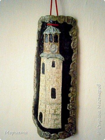 Есть в моем городе старинная часовая башня. Вот и захотелось мне замахнуться на ней.... фото 6