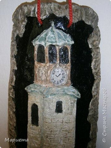 Есть в моем городе старинная часовая башня. Вот и захотелось мне замахнуться на ней.... фото 4