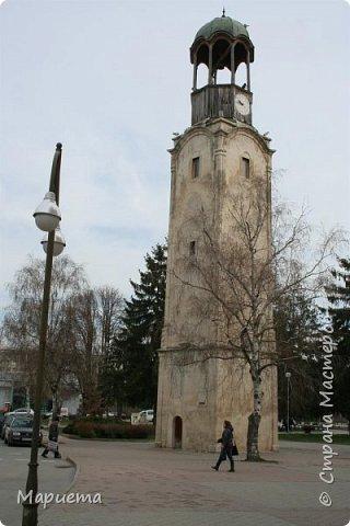 Есть в моем городе старинная часовая башня. Вот и захотелось мне замахнуться на ней.... фото 7