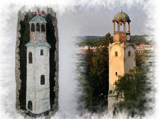Есть в моем городе старинная часовая башня. Вот и захотелось мне замахнуться на ней.... фото 2
