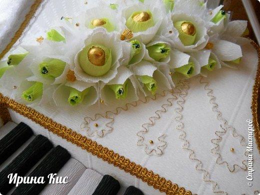 сделала наконец рояль, очень давно хотела, всё никак. Огромное спасибо Наталье Пецкус за МК! фото 1