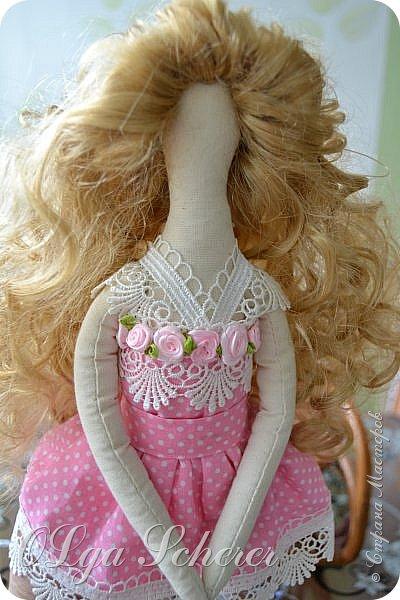для меня она лучше всех ,моя первая куколка..я понимаю что есть на много кпасивей куклы,но эту сшила сама. фото 3