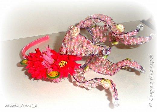 Ободок корона для маленькой принцессы. фото 1