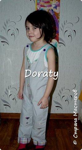 """Приветствую всех! За последние полгода гардероб моей дочери пополнился обновками бренда """"сделано мамой"""". И решили мы с дочкой провести фотосессию и показать вам наши обновки. Любуйтесь.  Летний сарафан. фото 11"""