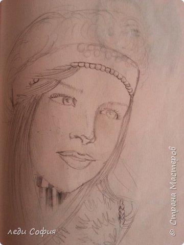 вот и снова я выкладываю свои рисунки,школа занимает почти всё время,но сейчас каникулы,вот и появляются новые идеи и рисунки.Первые два рисунка,это разные вкусы чая,когда-нибудь может нарисую зелёный чай. фото 4