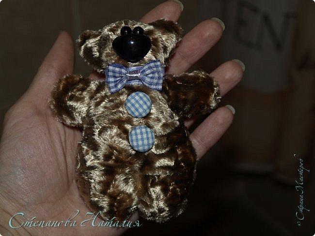 Добрый день! Пошились у меня вот такие мимимишки)))) Жалею, что сразу не начала шить маленьких! Ну получилась медведица и медвежата. Спасибо Ларисе за материалы, Лора посмотри что получилось)))) фото 4