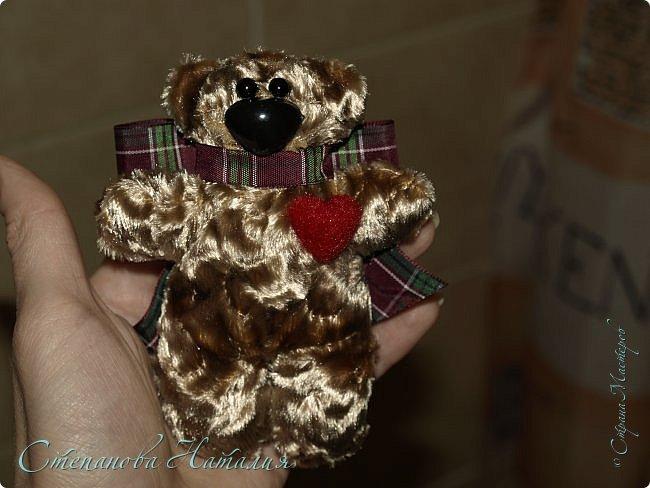Добрый день! Пошились у меня вот такие мимимишки)))) Жалею, что сразу не начала шить маленьких! Ну получилась медведица и медвежата. Спасибо Ларисе за материалы, Лора посмотри что получилось)))) фото 5