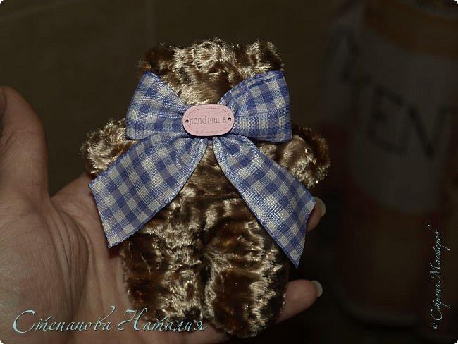 Добрый день! Пошились у меня вот такие мимимишки)))) Жалею, что сразу не начала шить маленьких! Ну получилась медведица и медвежата. Спасибо Ларисе за материалы, Лора посмотри что получилось)))) фото 8
