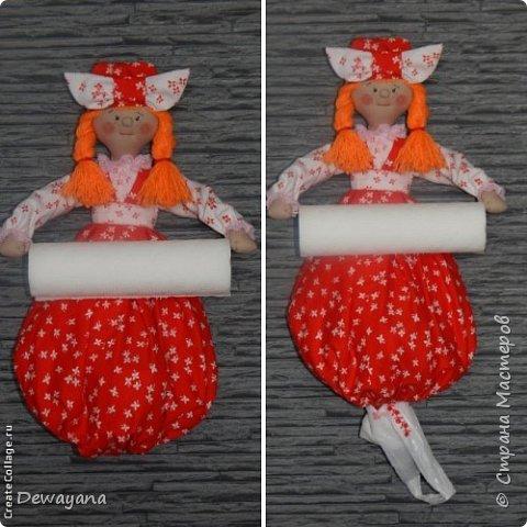 Это куколки чаевницы. Их очень любят мои гости))Любят чтобы я их им дарила)) фото 3