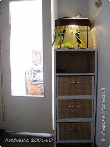 Реставрация кухонного шкафа. МК.