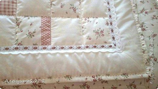 Именное одеялко-конверт на выписку из роддома  фото 10