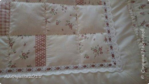 Именное одеялко-конверт на выписку из роддома  фото 6