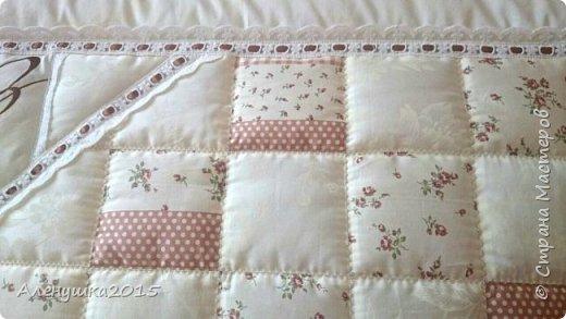 Именное одеялко-конверт на выписку из роддома  фото 4