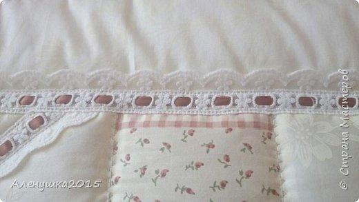 Именное одеялко-конверт на выписку из роддома  фото 3