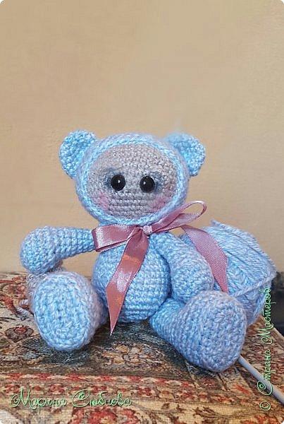 Лаликпупсик в костюме медвежонка фото 2