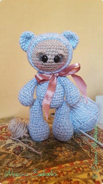 Лаликпупсик в костюме медвежонка фото 1
