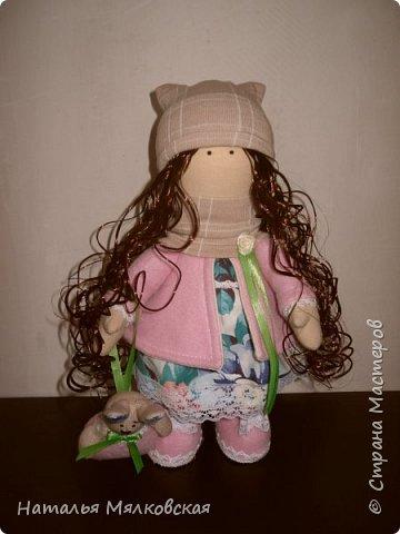 Родилась новая куколка Машенька.  фото 2
