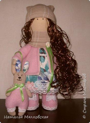 Родилась новая куколка Машенька.  фото 1
