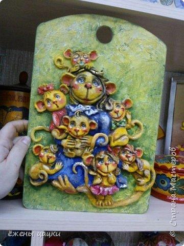 """""""Осторожно обезьянки""""  фото 1"""