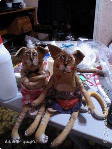 Влюбляшки котяшки фото 2