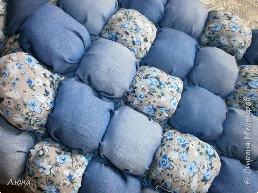 Подушки, пуфики или коврики фото 4