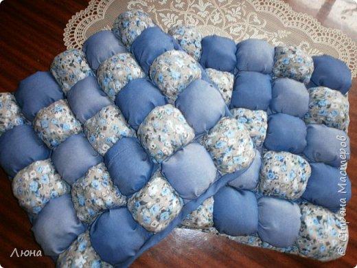 Подушки, пуфики или коврики фото 3