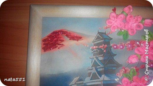 И снова подарочек учителю по окончанию практики. Я безумно люблю Японию, и все что с ней связано. Не смогла удержатся, и вот такая работка у меня получилась.  фото 3