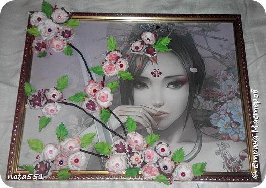 Обнаружила пустоту на стене в комнате, теперь ее заполнит вот такая картина фото 1