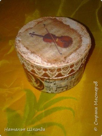 шкатулочки из бобин от ленолема (много фото) фото 17