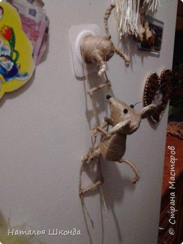 Давно хотела сделать таких мышек, вот решилась, вроде бы всё просто, но, неожиданно, долговато... фото 3