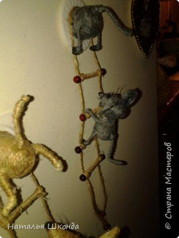 Давно хотела сделать таких мышек, вот решилась, вроде бы всё просто, но, неожиданно, долговато... фото 5